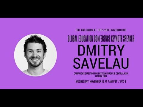 2016 GEC Keynote - Dmitry Savelau