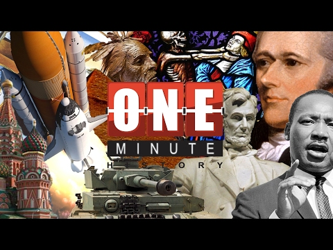 One Minute History - Channel Trailer