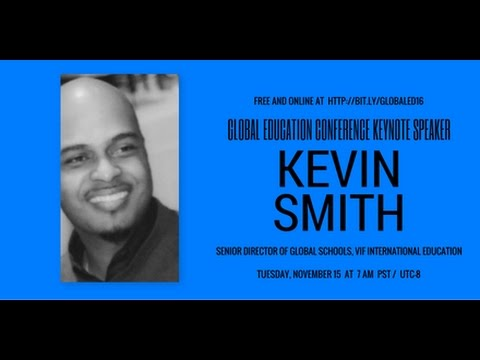 2016 GEC Keynotes - Kevin Smith