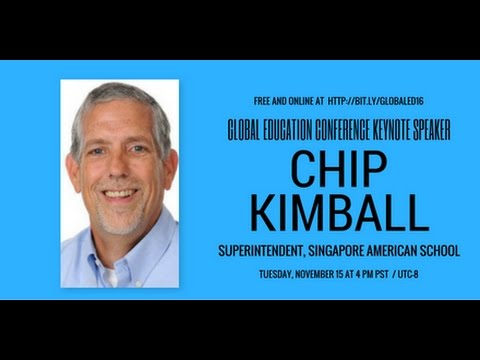 2016 GEC Keynote - Chip Kimball and Tim Stuart