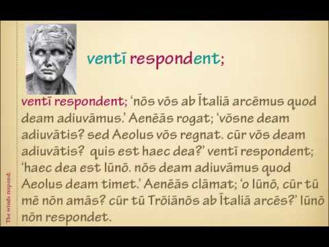 Learning Latin with Virgil 15