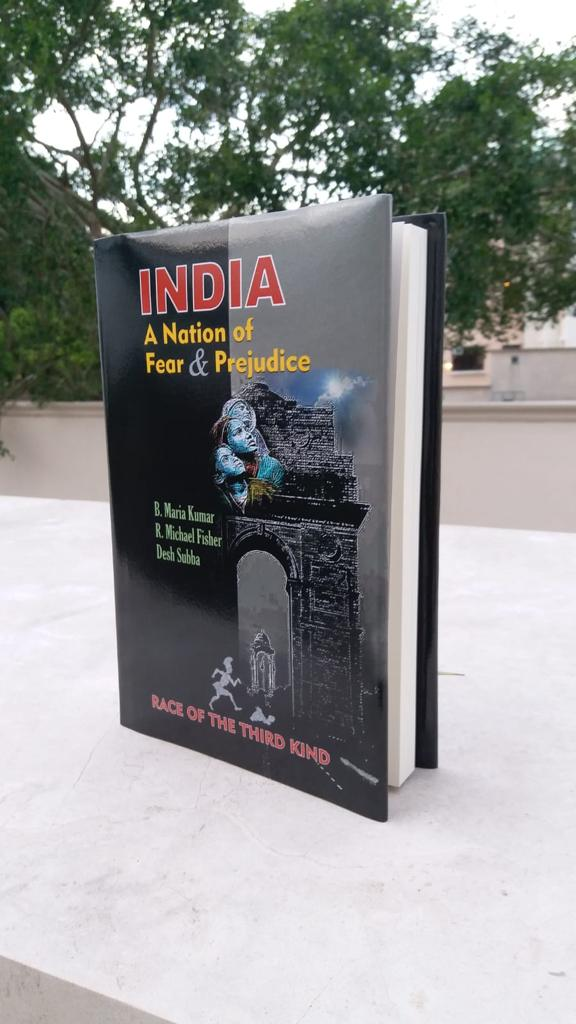 "New Arrival: ""INDIA, A NATION OF FEAR AND PREJUDICE"""