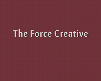 The Force Creative - Modern style hymn
