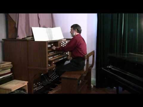 Cherry Grove Toccata for Organ