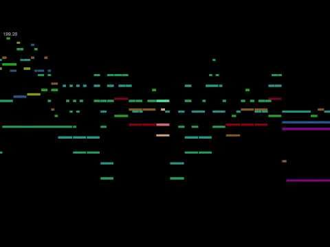 """""""Night Suite"""" For 2 Pianos (Visualized!)"""