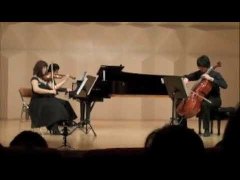 Piano Trio E Flat Major - Seongjean Moon / Project Woori