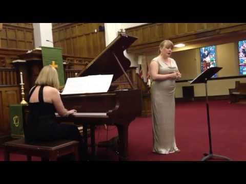 Duo Freya performing Stjärnöga and Adagio by David Unger