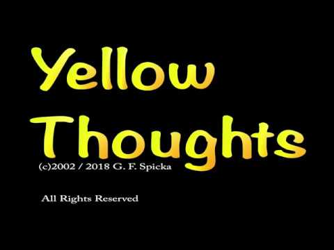 Yellow Thoughts