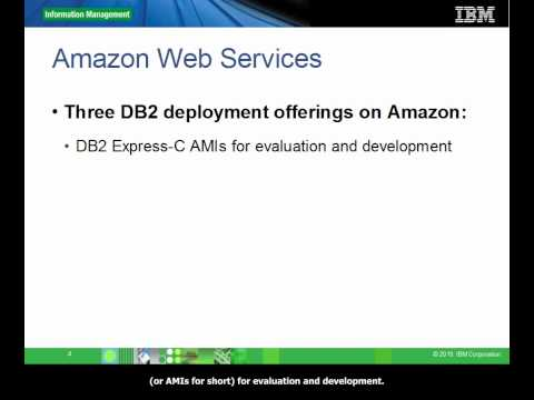 DB2 on the Cloud