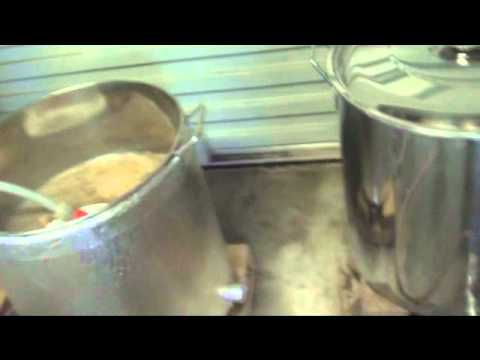 10 tip Rambo burner test while brewing Epic Pale Ale clone