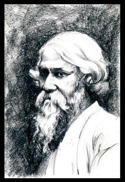 Rabindranath Tagore - Gallery - penciljammers