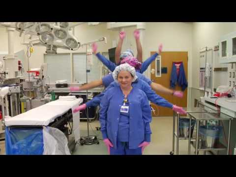 Pink Glove Dance Video