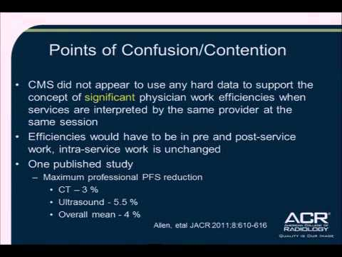 Daniel Picus MD - 2012 CPT Update - Bundling and the MPPR
