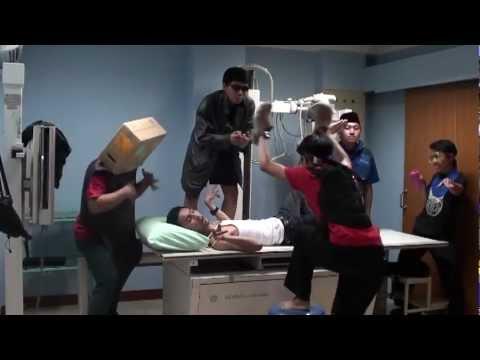 Harlem Shake Radiology Style