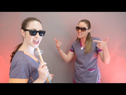 """All About The Rays"" - NAIT Radiology Students (Meghan Trainor All About The Bass Parody)"