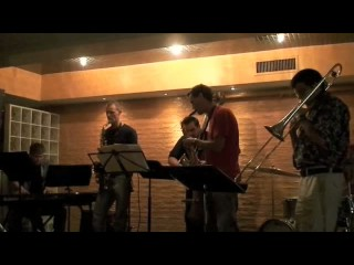 "Beatles' ""Norwegian Wood"" — Jazz Sextet"