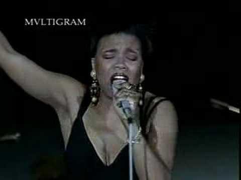 Women in Blues - Dee Dee Bridgewater