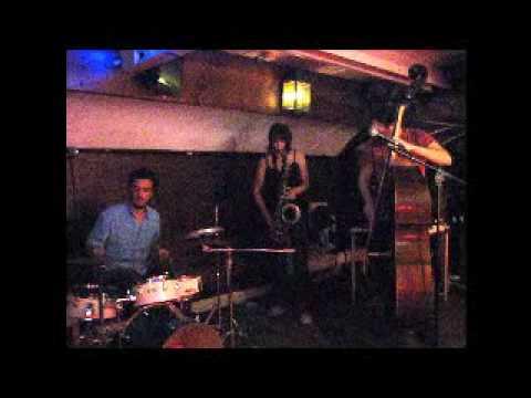 Ingrid Laubrock, Olie Brice, Javier Carmona @ Boat-ting 19.10.09