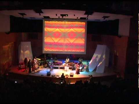 Divine Particle Vision Part 3 Salif Kone's Guitar Song
