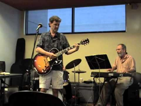 The James Hovan Trio 7-23-2010