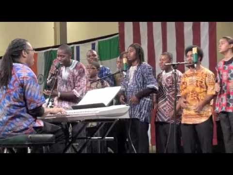 Pittsburgh Folk Festival 2010 - Afro-American Music Institute