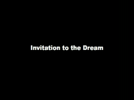 invitation to the dream