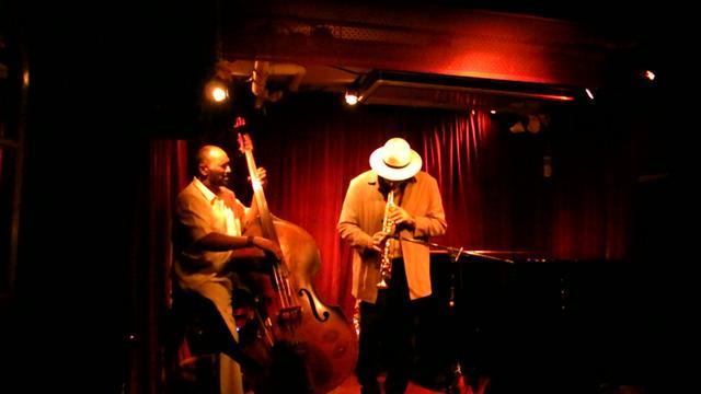 Live at the Cornelia Street Café, Greenwich Village, NYC