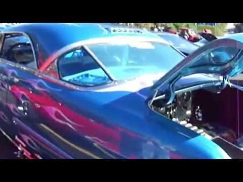 Amazing Elvis Presley Fan Car