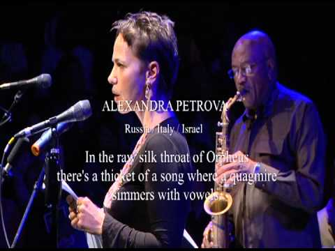 Jazz Poetry 2011 Highlights