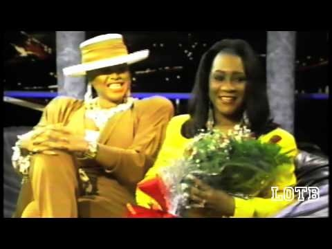 Golden Moment: Patti LaBelle & Phyllis Hyman