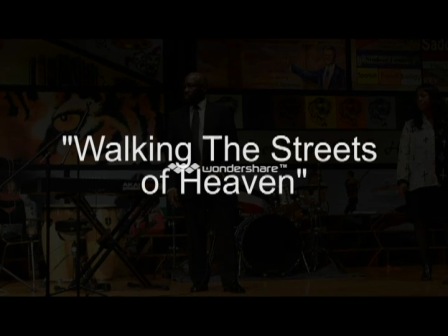 1 - Walking The Streets of Heaven