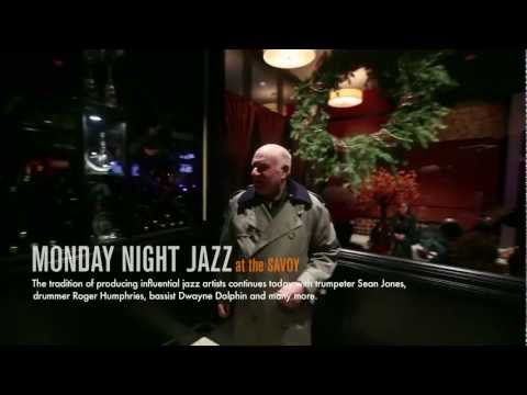 The Savoy Restaurant in Pittsburgh presents the best Jazz Night in the city every Monday.
