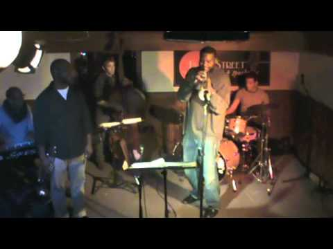 Elevations feat. Sean Jones - Alone Together - James Street Gastropub and Speakeasy