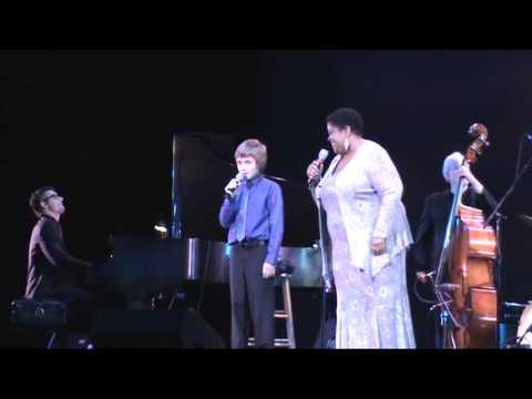 """Jeffrey & Carmen Bradford - """"Georgia On My Mind"""""""