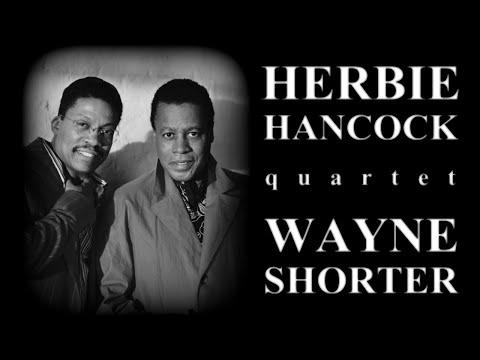 Herbie Hancock - Wayne Shorter Quartet (Munchner Klaviersommer 1991)