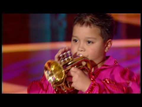 Little Bobby Harrison, Trumpet Player
