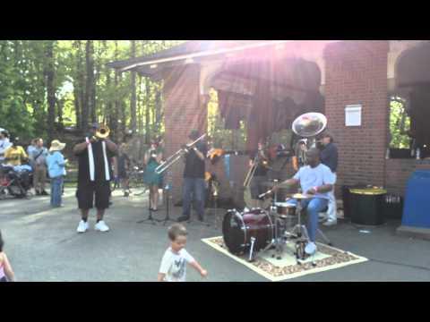 "Hill Jordan & Slide Worldwide - ""I Wish"" (Stevie Wonder) - 5.2.15 - Pittonkatonk Festival, Pgh, PA"