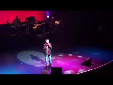 Shane Treloar sings Michael Jackson (cover) Got To Be There at The Apollo