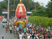 A wonderful celebration of Ratha Yatra festival at ISKCON Salem, Tamilnadu