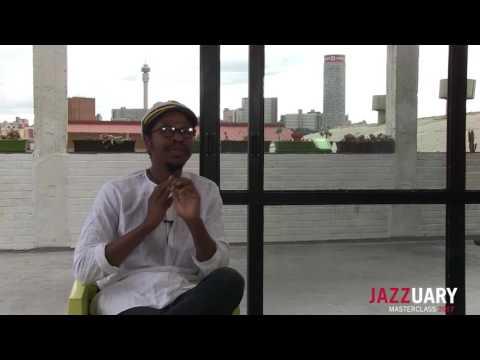 Tumi Mogorosi - A Jazzuary 2017 Masterclass - African Definition of Jazz