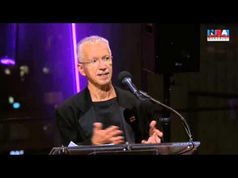 Keith Jarrett - Interview + Speech at NEA Jazz Masters Awards 2014