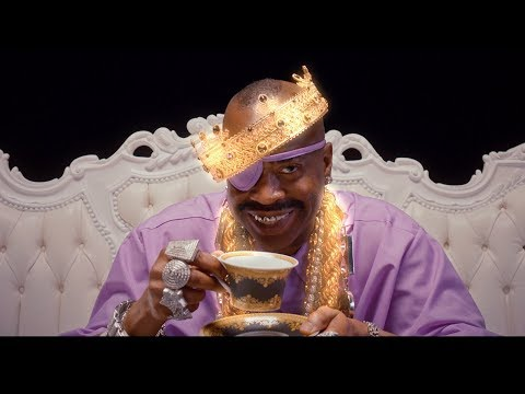 """Slick Rick - """"Can't Dance To A Track That Ain't Got No Soul/Midas Touch"""" (Official Music Video)"""