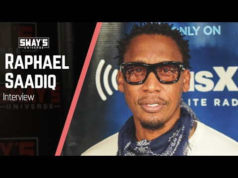 Raphael Saadiq Confirms Tony! Toni! Toné! Coming Back Together | Sway's Universe | Sway's Universe