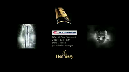 UJDLIVE on-location for Moet Hennessy | NBA All-Star Weekend/ Hangar-Love Field
