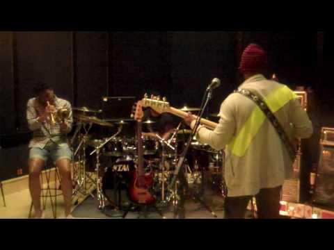 Marcus Miller Tutu Revisited Rehearsal