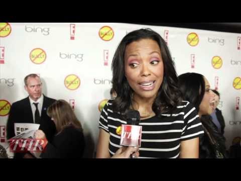 Cinefest Coverage:  THR - Aisha Tyler: 'Hunger Games' PG-13 vs. 'R' Rating for 'Bully'