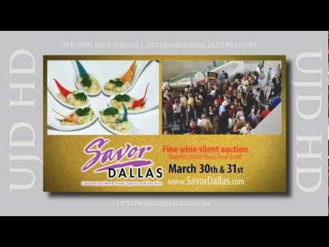 UJD | Connoisseur Sponsored Event: Savor Dallas presented by Cadillac Arts