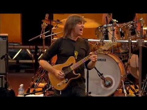 "Mike Stern, Didier Lockwood, Dave Weckl & Tom Kennedy ""KT"" - Jazz à Vienne"