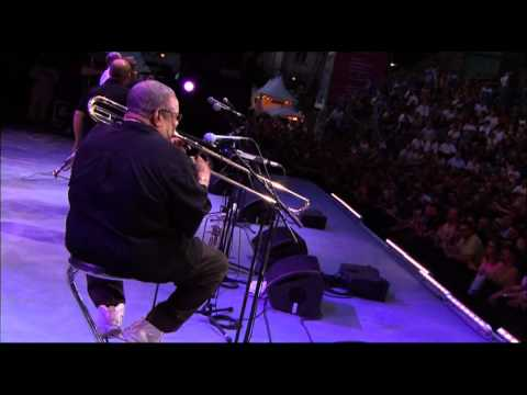 UJD | Artist of Interest (AOI) to the Festival:  Fred Wesley & The New JBs - Jazz à Vienne 2012