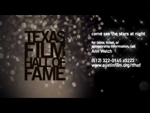 Cinefest Coverage:  Texas Film Hall of Fame 2013: Save the Date